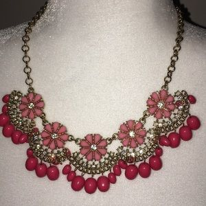Gorgeous statement necklace from Charming Charlie